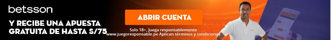 Registrate en Betsson Peru