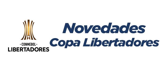 Novedades Libertadores