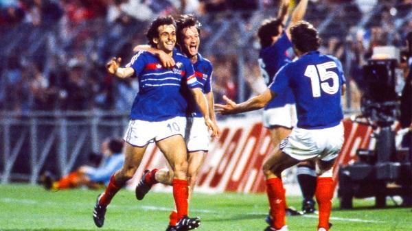Eurocopa historia 1984