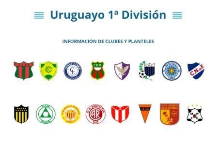 liga uruguaya de fútbol