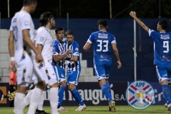 liga paraguaya de fútbol divisiones
